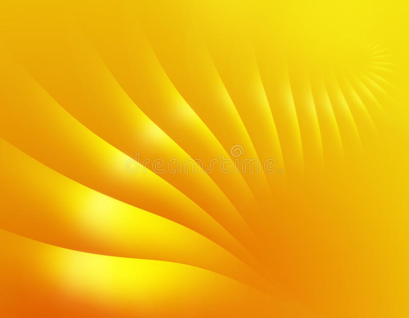 Download Orange abstraction stock illustration. Image of abstraction - 21019005