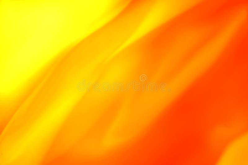 orange abstraite de fond illustration stock