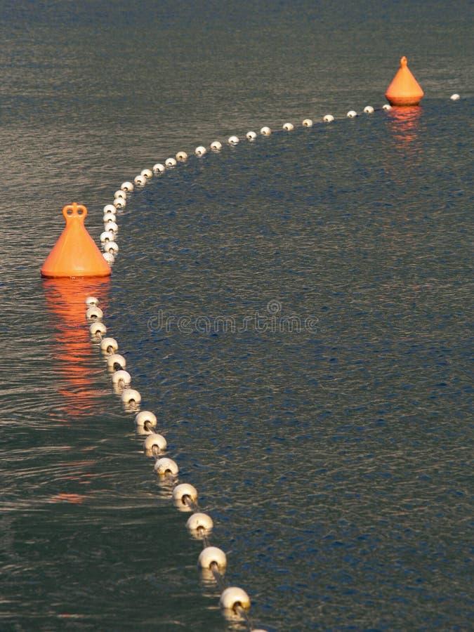 Free Orange An White Bouys Royalty Free Stock Image - 10336566