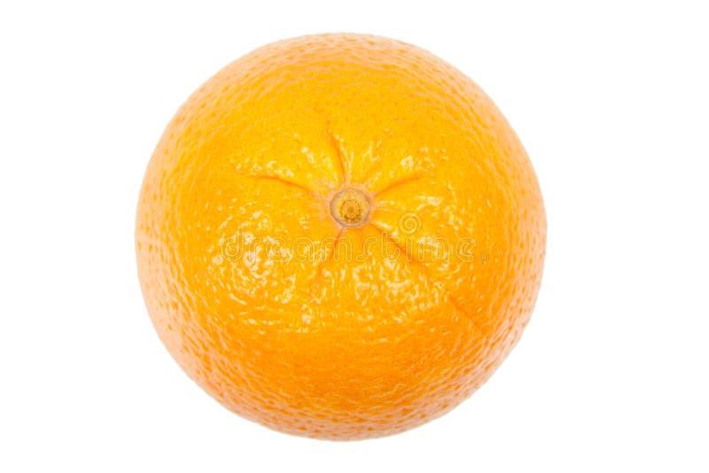 Orange bästa sikt royaltyfri foto
