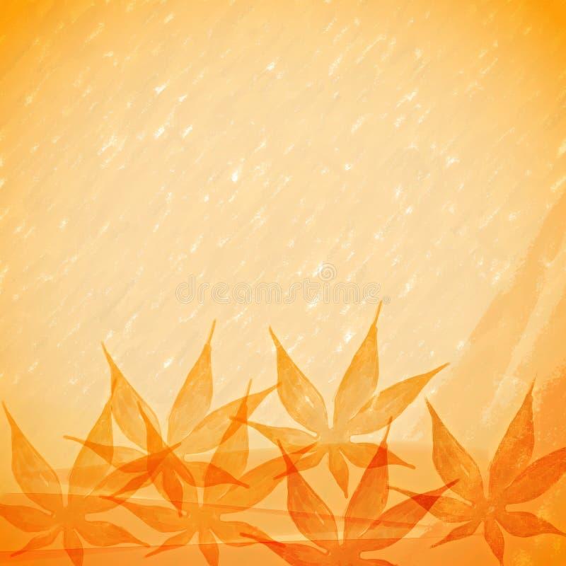 Download Orange Background stock illustration. Image of desktop - 11796446