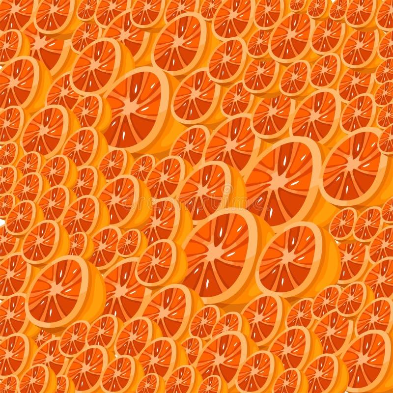 Download Orange background stock vector. Illustration of illustration - 14842595