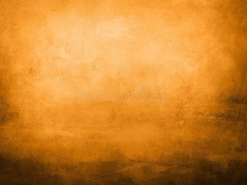 Orange background royalty free stock image