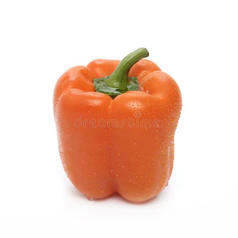 Download Orange Bell Pepper stock image. Image of kitchen, ingredient - 27809675