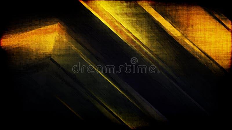 Orange and Black Texture  DesignBeautiful elegant Illustration graphic art design Background royalty free illustration