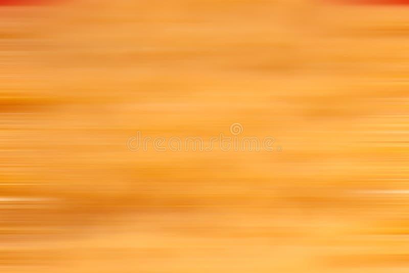 Orange blur graphic background vector illustration