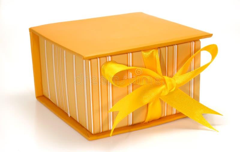 Download Orange Box stock image. Image of storage, cardboard, birthday - 1657363