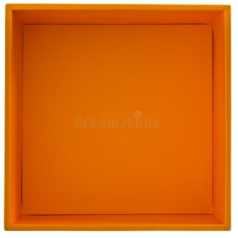 Download Orange Box Royalty Free Stock Photography - Image: 18398637