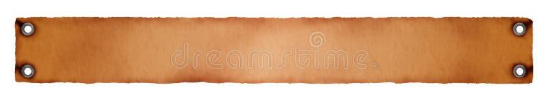 orange bruna öppningar för bakgrund royaltyfri illustrationer