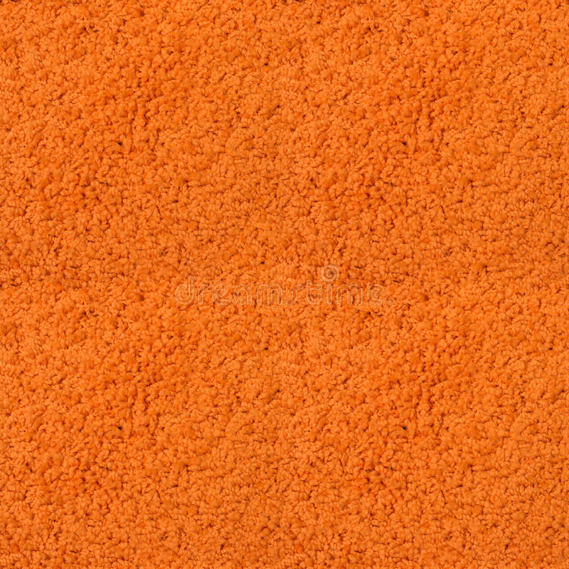 Orange Carpet Stock Photo Image 61708054
