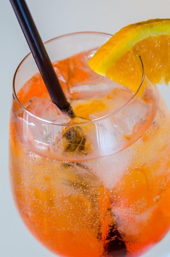 Orange Cocktail stockfotos