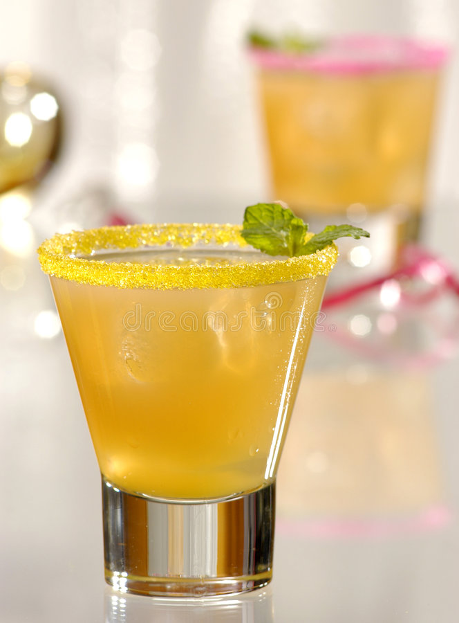 Free Orange Cocktail Drink Stock Photo - 229570
