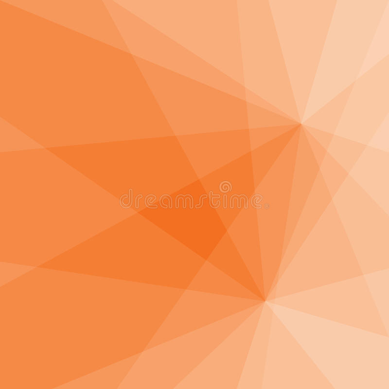 Orange color light background, Vector by EPS10.  royalty free illustration