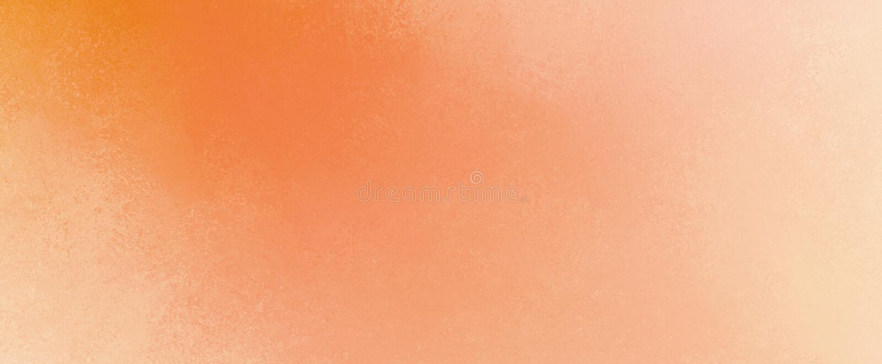 Orange color splash in diagonal light shaft or beam style design on white background with grunge texture. Elegant background design royalty free illustration