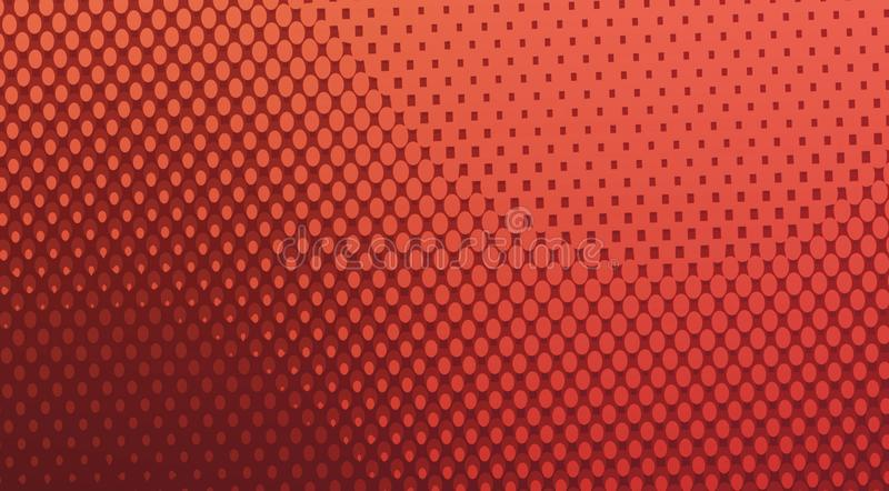 Orange coloured halftone pattern background,dotted wallpaper. Orange coloured halftone pattern background,dotted background,useful for web banner and poster royalty free stock photography