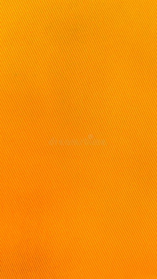 Orange cotton fabric texture, abstract background. Orange cotton fabric texture background royalty free stock photo