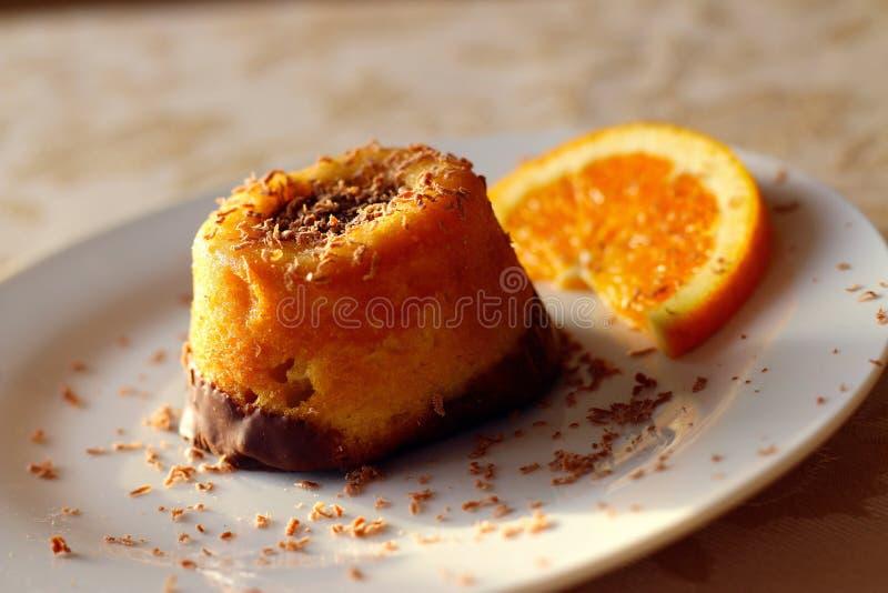 Orange Crumb Cake Free Public Domain Cc0 Image