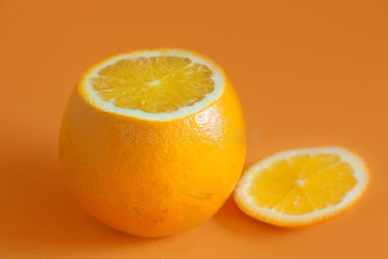 Orange de chair photo libre de droits
