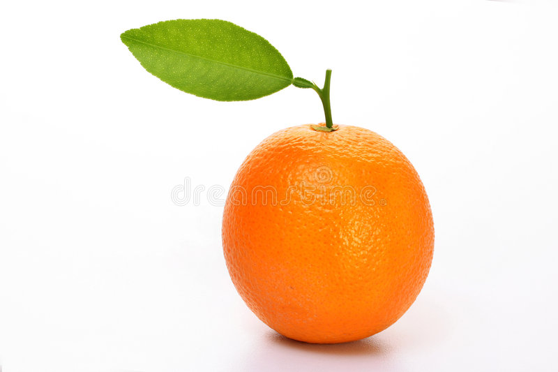 orange de fruit photo stock