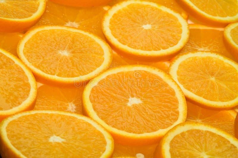 orange deltagare 3 arkivbild
