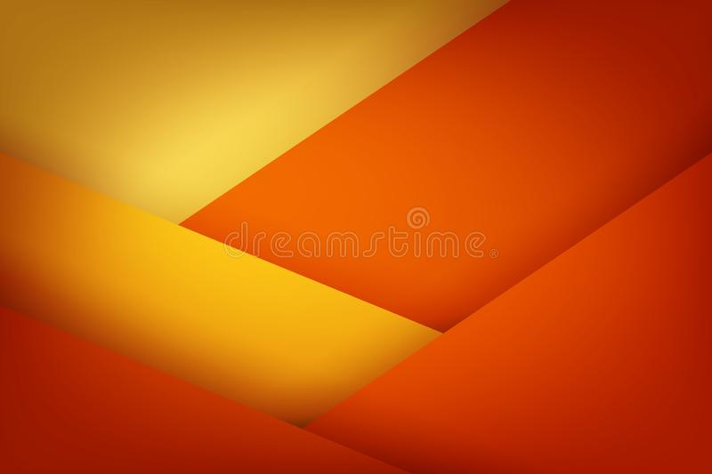 orange dynamic layer abstract background royalty free stock photo