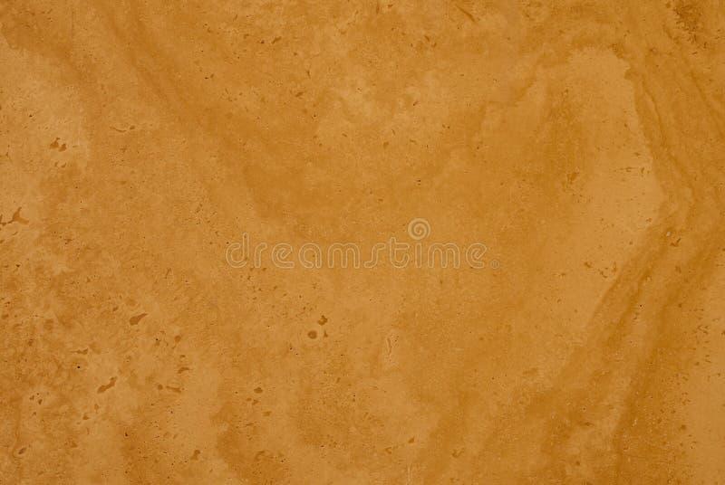 Orange Farben-Marmor lizenzfreie stockfotos