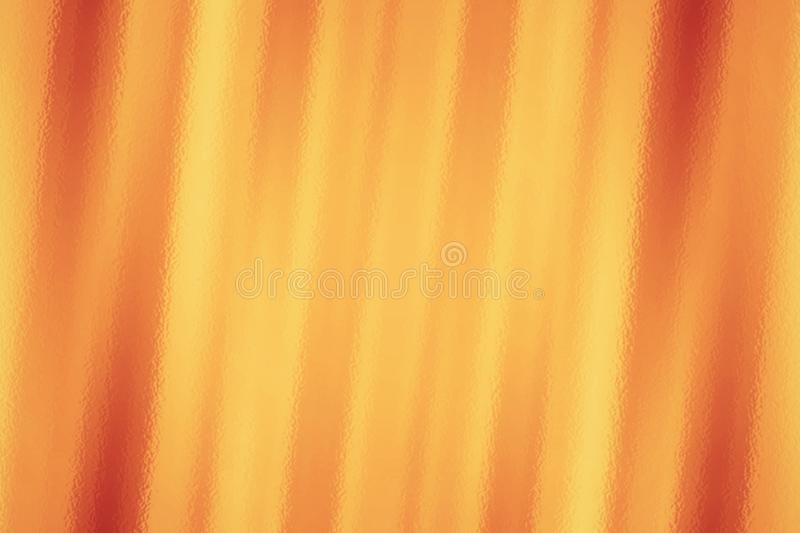 Orange fire abstract glass texture background or pattern, design template. Orange fire abstract glass texture background or pattern, creative design template royalty free stock photography