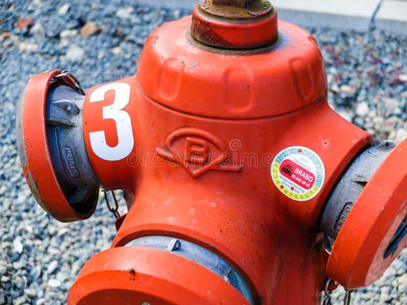 Orange Fire Hydrant Free Public Domain Cc0 Image