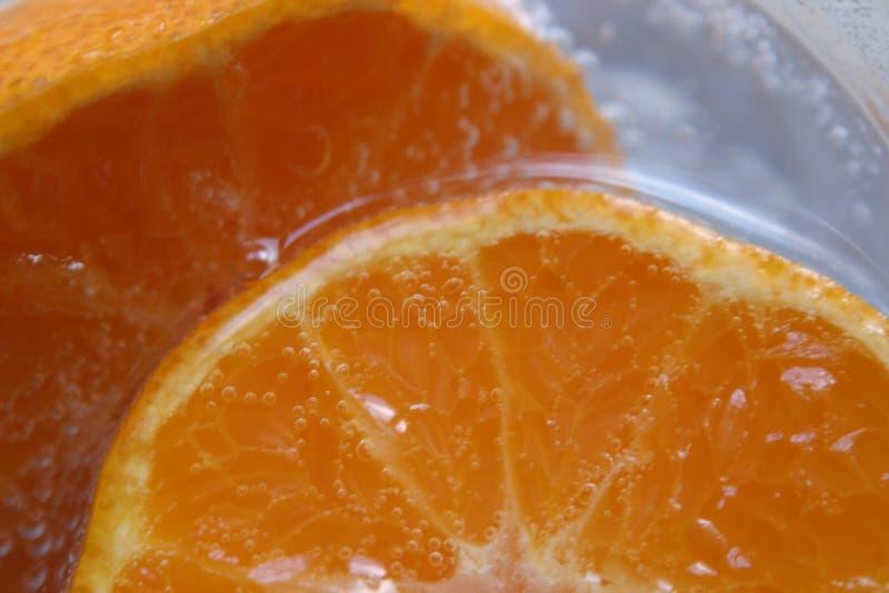 Orange Fiz stock photography