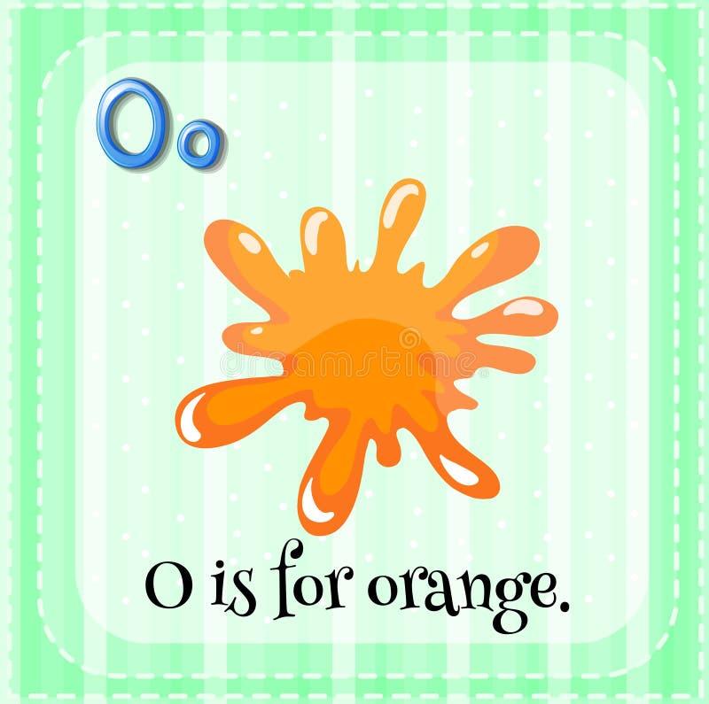 Orange stock illustration