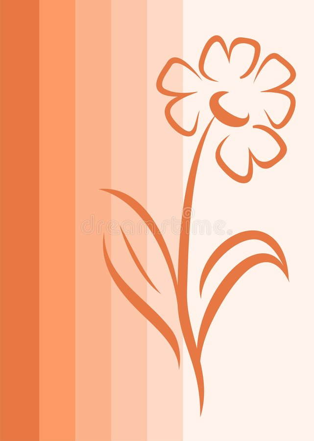 Free Orange Flower Royalty Free Stock Images - 2945449