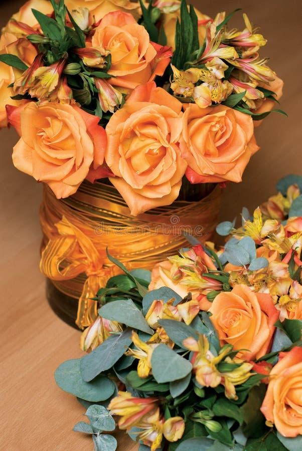 Free Orange Flowers Stock Images - 5991574