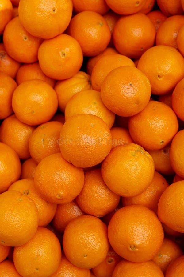 Orange Fruchthintergrund stockbilder