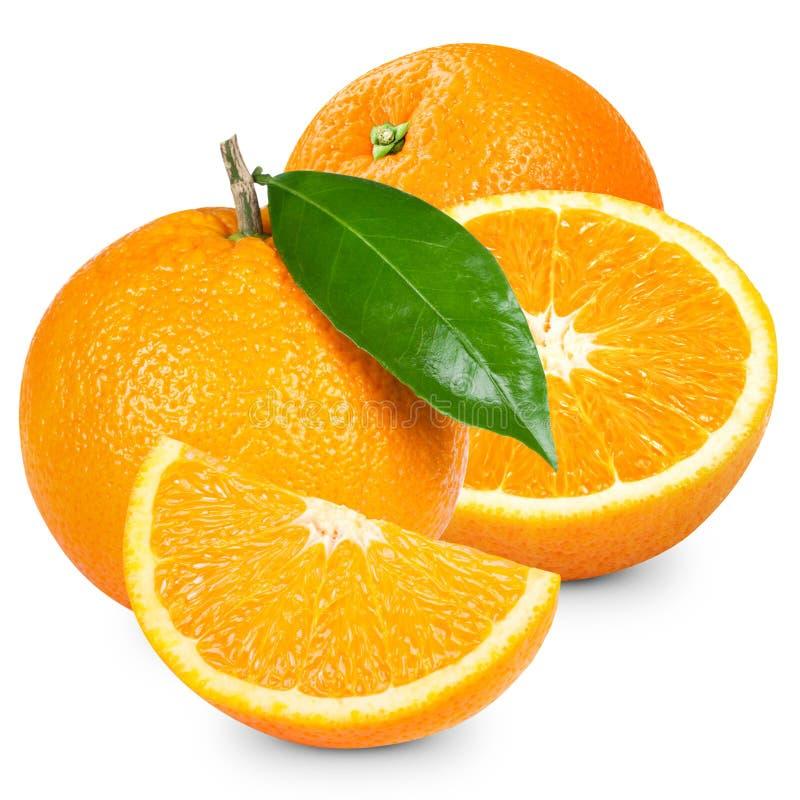 Orange frui royaltyfri fotografi