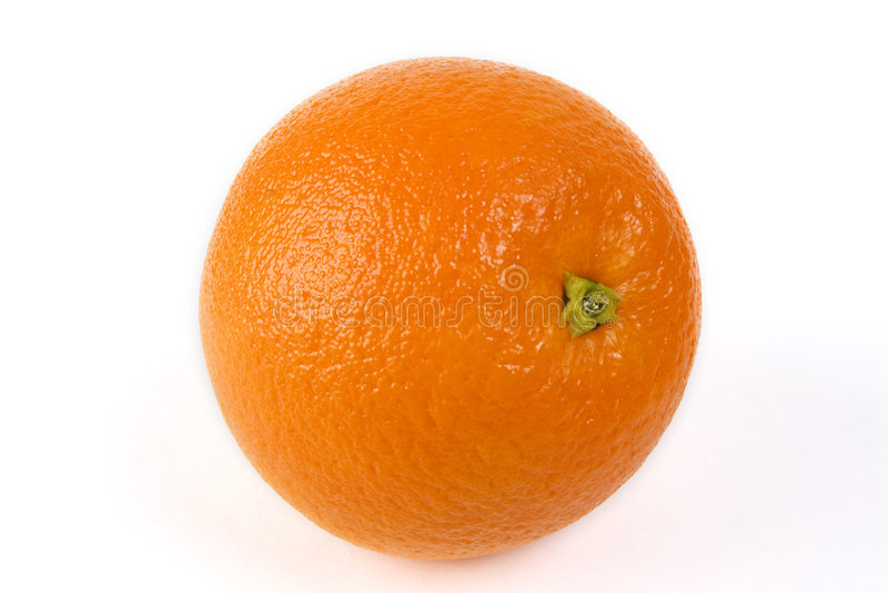Download Orange Fruit stock image. Image of citrus, closeup, isolated - 7536745