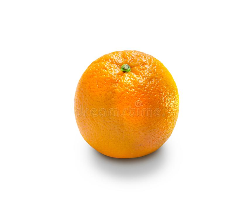 Fresh Orange fruit citrus stock image