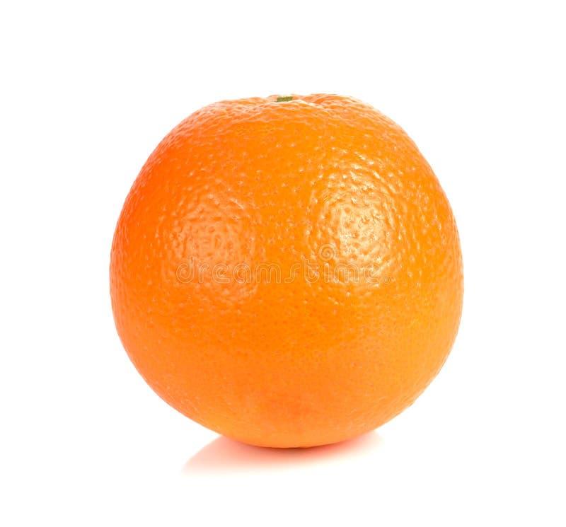 Free Orange Fruit Isolated On White Stock Photo - 175309720