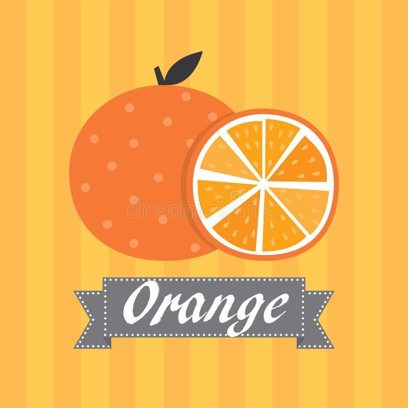 Orange fruit stock photos