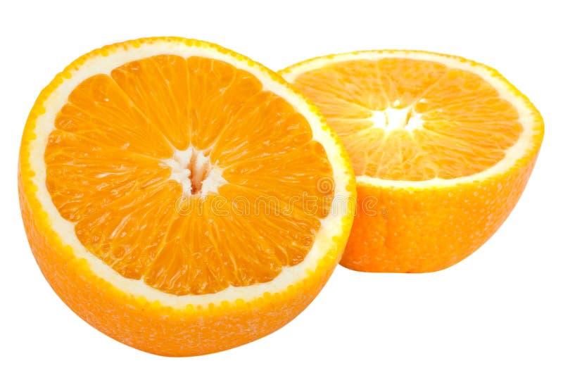 Orange frukt royaltyfria bilder