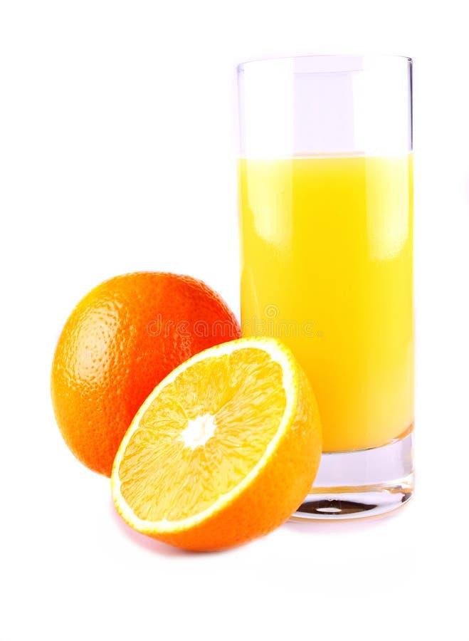 Download Orange fruktsaft arkivfoto. Bild av färg, exponeringsglas - 27276038