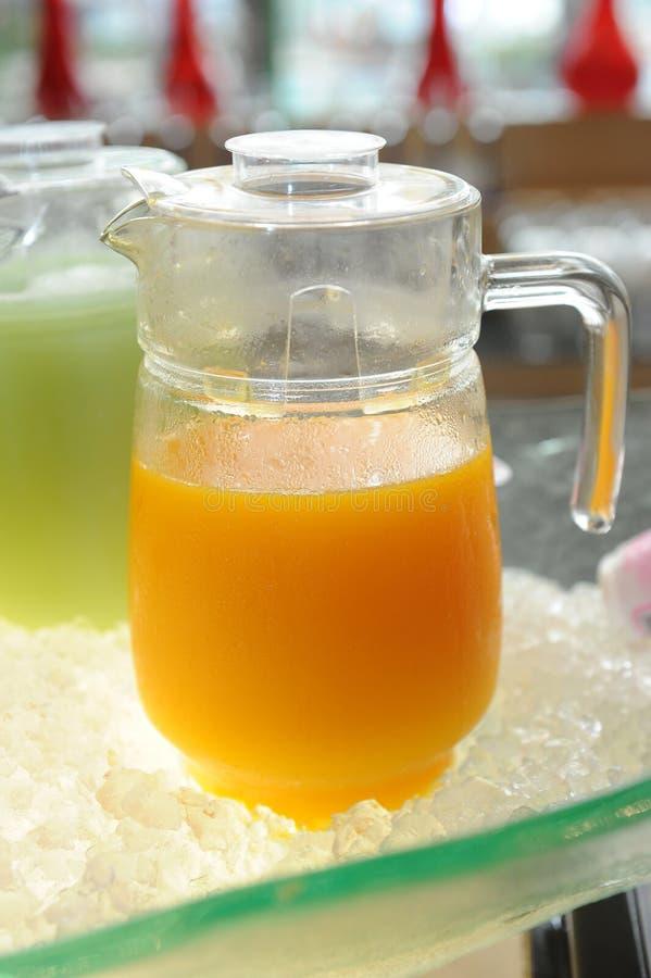 Download Orange fruktsaft arkivfoto. Bild av näring, drink, mint - 37348146
