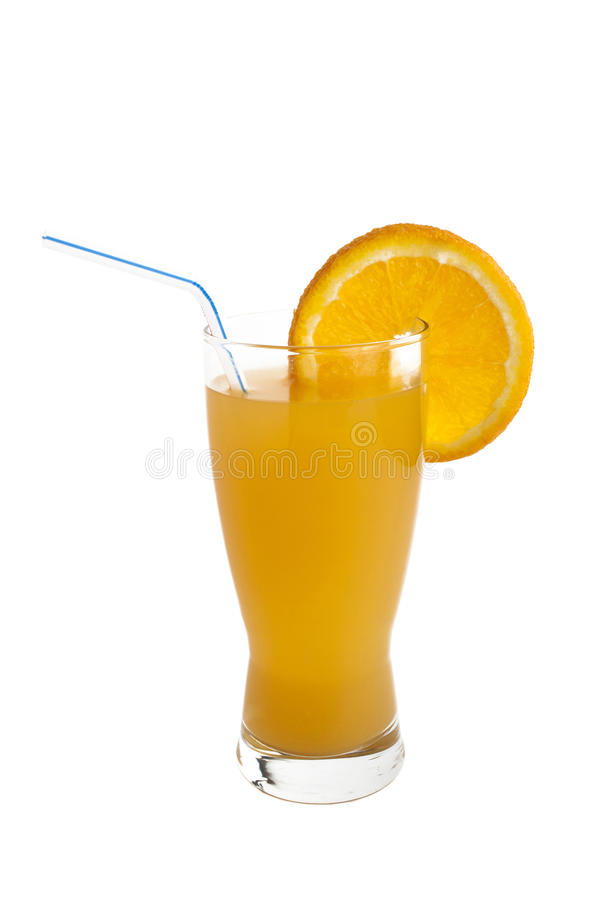 Orange fruktsaft royaltyfri foto