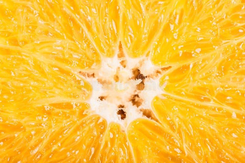 Orange frukttextur royaltyfria foton
