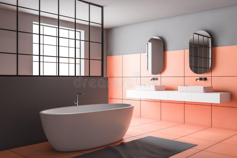 Bathroom Orange Stock Illustrations 3 257 Bathroom Orange Stock