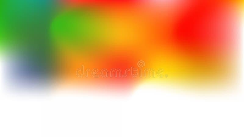 Orange Green Yellow Background Beautiful elegant Illustration graphic art design Background. Image stock illustration