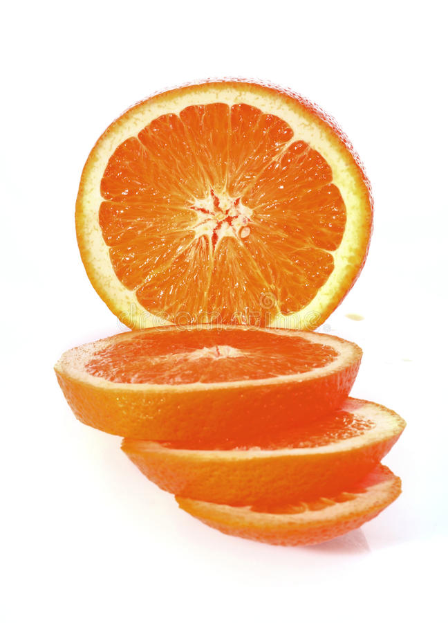 Download Orange Isolated Royalty Free Stock Photos - Image: 14136768