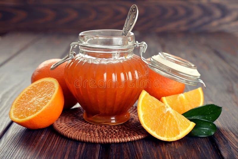 Download Orange jam stock photo. Image of ripe, mediterranean - 39174394
