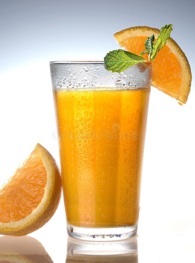 Free Orange Juice Royalty Free Stock Photo - 12338645