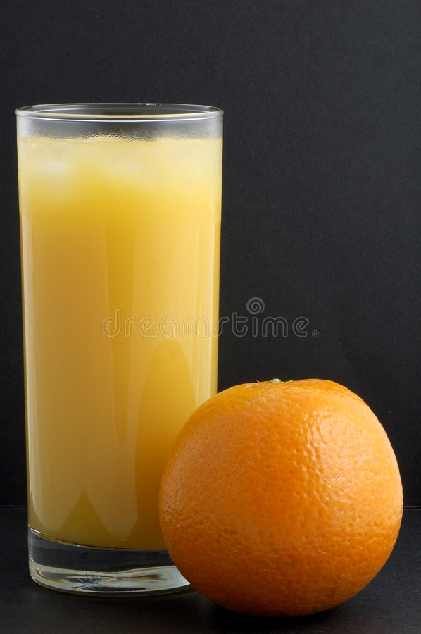 Download Orange juice stock image. Image of isolated, drink, fruit - 2267815