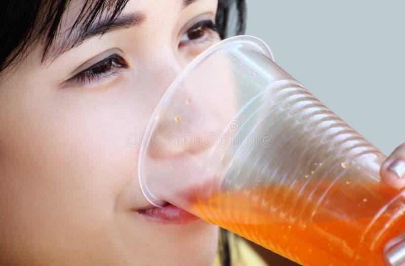 Download Orange Juice stock photo. Image of sweet, fresh, lady - 25441760